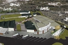 An artist's impression of the overview of the new complex.