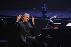 Richard Clayderman has 267 gold disks and 70 platinum albums to his name. Photo / Getty Images