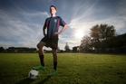Jamie Barry, 14, hopes to get plenty of game time with the First XI this year. Picture / Nick Reed