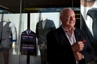 ELEGANT: Elliot Pollard has been selling men's fashion for more than 50 years. PHOTO/STEPHEN PARKER