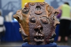 An Oregon man presented a clay jug to <i>Antiques Roadshow</i> earlier this year.