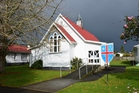 St Stephen the Martyr's Church in Kaikohe, victim of falling congregations and rising costs. Photo / Debbie Beadle