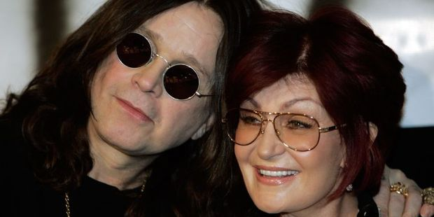 Loading Sharon kicked Ozzy out of their marital home last week amid reports of his infidelity. Photo / AFP