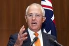 Australian Prime Minister Malcolm Turnbull. Photo / AP