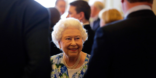 "The Queen can ""purr"" according to British Prime Minister David Cameron. Photo / AP"