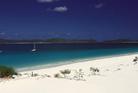 Whitehaven Beach, Whitsunday Island. Photo / Supplied