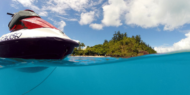 Escape to the Whitsunday Islands, Australia. Photo / Tourism and Events Queensland