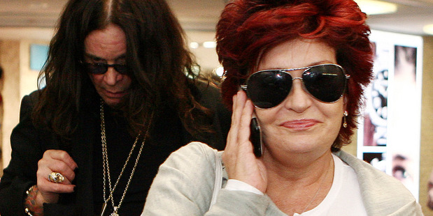 Loading Sharon Osbourne has confirmed she and her rocker husband of 33 years Ozzy have separated.