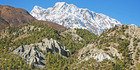 The Annapurna Peak. Photo / iStock