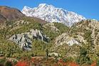The Annapurna Peak. Photo / iStock