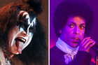 Kiss musician Gene Simmons says Prince's death was 'pathetic'. Photo / AP