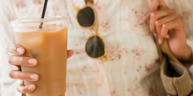 It's hard to get a straight answer on why cold coffee costs more than hot. Photo / Getty