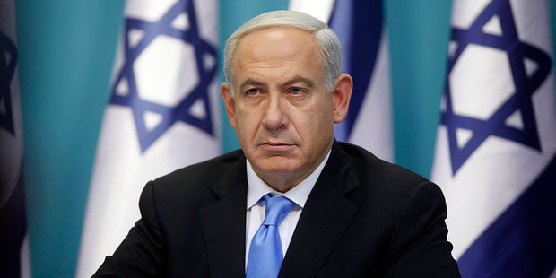 """Prime Minister Benjamin Netanyahu denounced the speech as """"outrageous"""" and """"unfounded"""". Photo / Getty"""