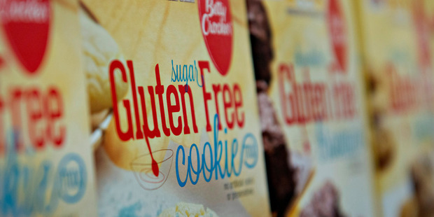Gluten-free foods are now widely avaialable but Dr Norelle Reilly says they should really only be consumed by those with coeliac disease. Photo / Getty Images