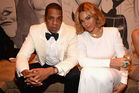 Jay Z and Beyonce. Photo / Getty Images