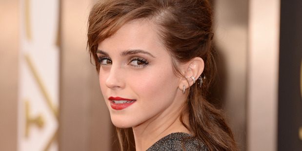 Actress Emma Watson was named in the Panama Papers offshore data leak. Photo / Getty Images