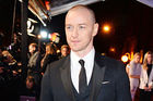 James McAvoy. Photo / Getty Images