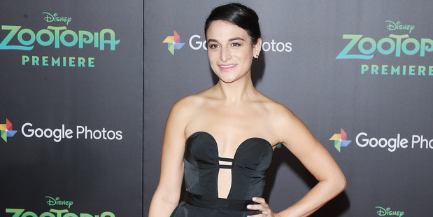 Cap's new girl, Jenny Slate. Photo / Getty Images