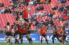 The invasion of new teams in Super Rugby, such as the Kings and Sunwolves pictured above, has been awful and lowered the competition standard, writes Gregor Paul. Photo / Getty Images