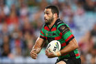 Greg Inglis of the Rabbitohs. Photo / Getty