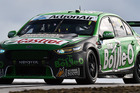 Mark Winterbottom during race 2 for the V8 Supercars Perth SuperSprint. Photo / Getty Images