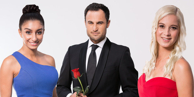 Jordan Mauger says Bachelor fans will see him make his hardest decision yet on tonight's finale, when he chooses between Naz Khanjani and Fleur Verhoeven. Photos / Supplied