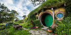 """About 29 per cent of holiday visitors say they have a """"Hobbit-related"""" experience while in New Zealand, Tourism NZ said."""