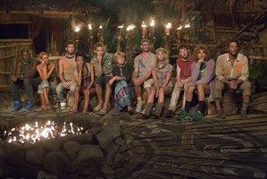 Survivor Caramoan Tribal Council.
