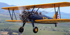 Omaka in Marlborough is all about aviation history -- you can even go for a joyride in a bi-plane.