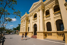 Rockhampton has many beautiful historic buildings.