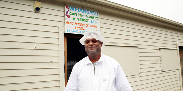 CHALLENGES: Satish Mani has overcome the difficulties of starting a new life in New Zealand.
