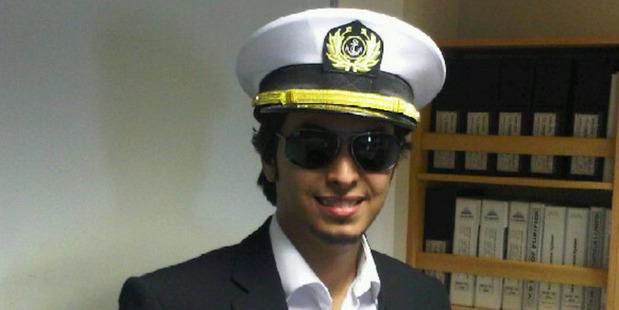 Ali Alosaimi has fled to Syria to join Isis. Photo / Supplied