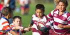 Photos: Kids rugby