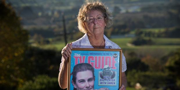 Judy Stephens, mother of Samantha Kedeweh. Photo / Nick Reed