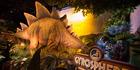 Jurassic World exhibition, Melbourne Museum, Australia. Photo / David Farrier