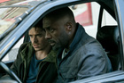 Bastille Day directed by james Watkins with Richard Madden and Idris Elba. Photo / Jessica Forde
