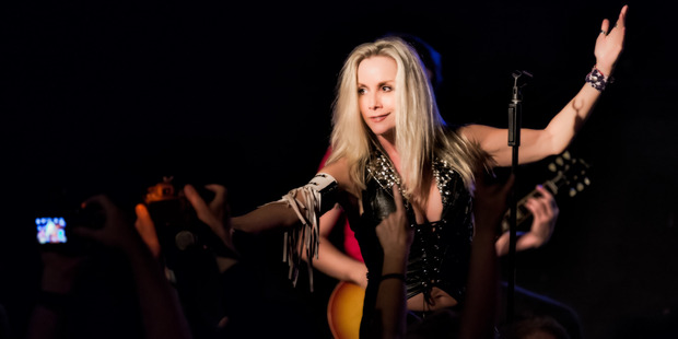 Cherie Currie detailed traumatic events like bullying, and abuse in her book Neon Angel.