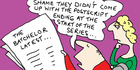 View: Cartoon: Shame on The Bachelor