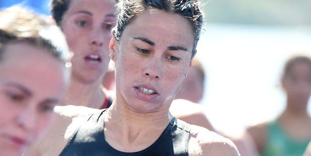 Andrea Hewitt has already qualified for the Rio Olympics. Photo / Supplied