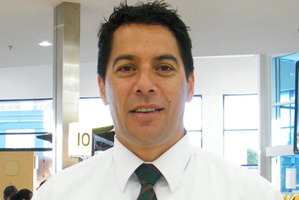 Jason Witehira, Owner/Operator of New World Victoria Park Auckland.