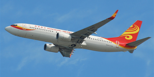 Hong Kong Airlines will launch its first daily direct service to Auckland on November 10. Photo / Supplied