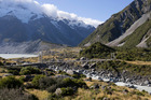 Mount Cook National Park. Photo / Jessica VanFleteren