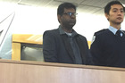 Kamal Reddy in court. Photo / Rob Kidd