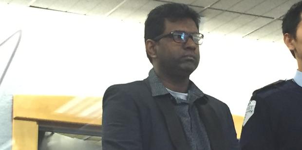 "Kamal Reddy is accused of murdering Pakeeza Yusuf and her 3-year-old daughter Juwairiyah ""Jojo"" Kalim. Photo / Rob IDD"