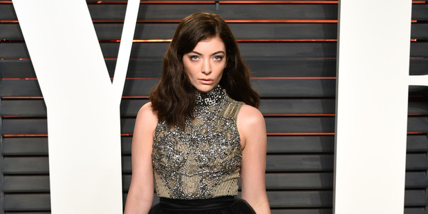 Lorde is set to release her second album later this year. Photo / AP
