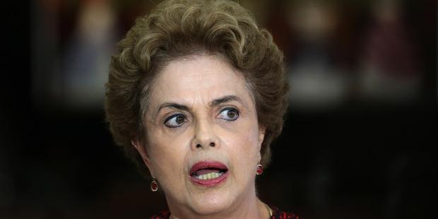 Brazil's President Dilma Rousseff. Photo / AP