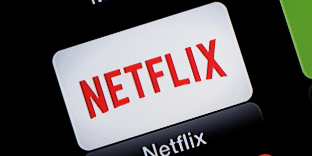 You can now adjust how much of your mobile data Netflix will chew through. Photo / AP