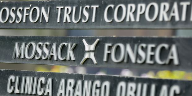 One of the interesting discoveries in the big leak from the Panama papers is that there is now something called The Consortium of Investigative Journalists in the world. Photo / AP