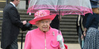 Chinese state media outlets have omitted references to her unguarded remark in their coverage of the Queen's garden party at Buckingham Palace. Photo / AP