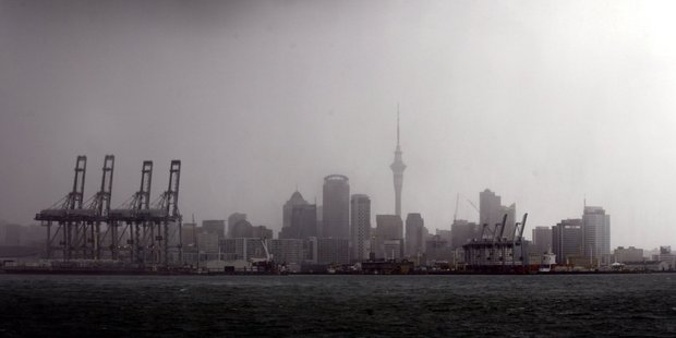 A storm is brewing over Auckland Council's debt position. Photo / Dean Purcell